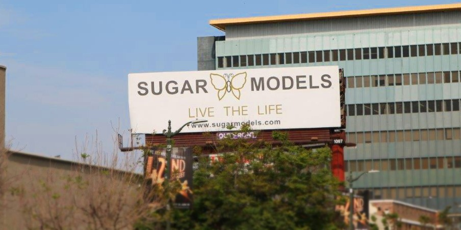 sugarmodels - sunset and cahuenga